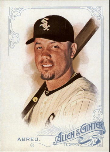 Photo of 2015 Topps Allen and Ginter #200 Jose Abreu