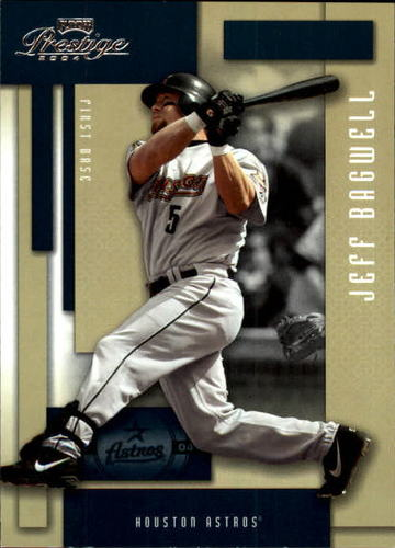 Photo of 2004 Playoff Prestige #83 Jeff Bagwell