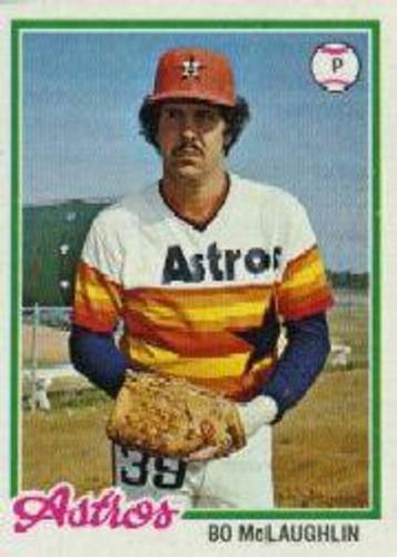 Photo of 1978 Topps #437 Bo McLaughlin