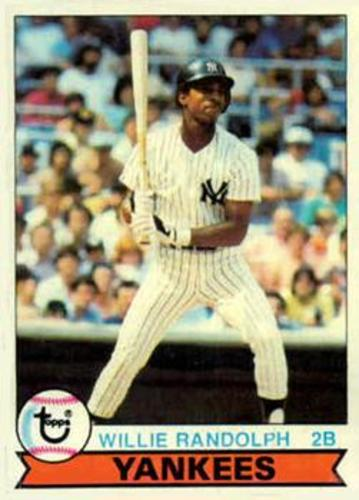 Photo of 1979 Topps #250 Willie Randolph