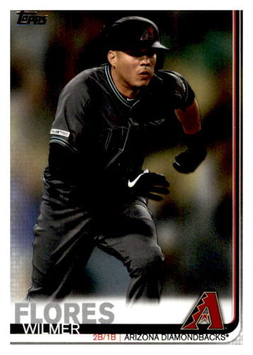 Photo of 2019 Topps Update #US203 Wilmer Flores