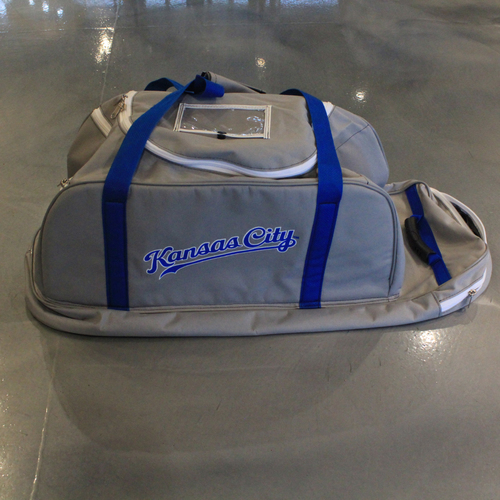 Photo of Team-Issued Spring Training 2020 Bag: #36