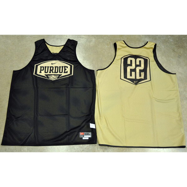 Photo of Nike Men's Basketball Official Practice Jersey // Single Line // No. 22