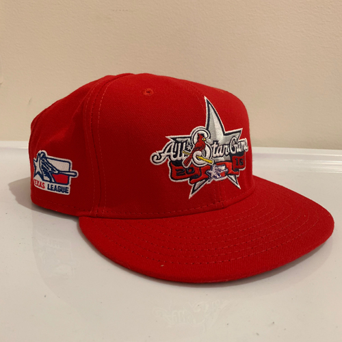 Photo of 2016 Texas League All Star Game -  Game Used Cap  - Jacob Scavuzzo (Los Angeles Dodgers) Size - 7 -1/2