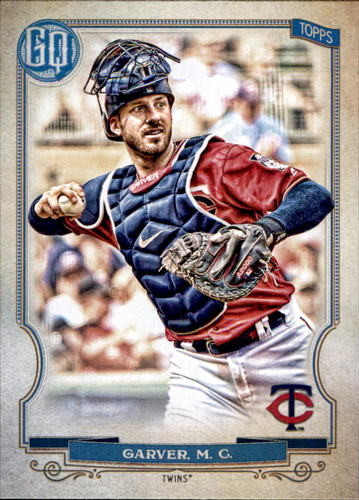 Photo of 2020 Topps Gypsy Queen #145 Mitch Garver