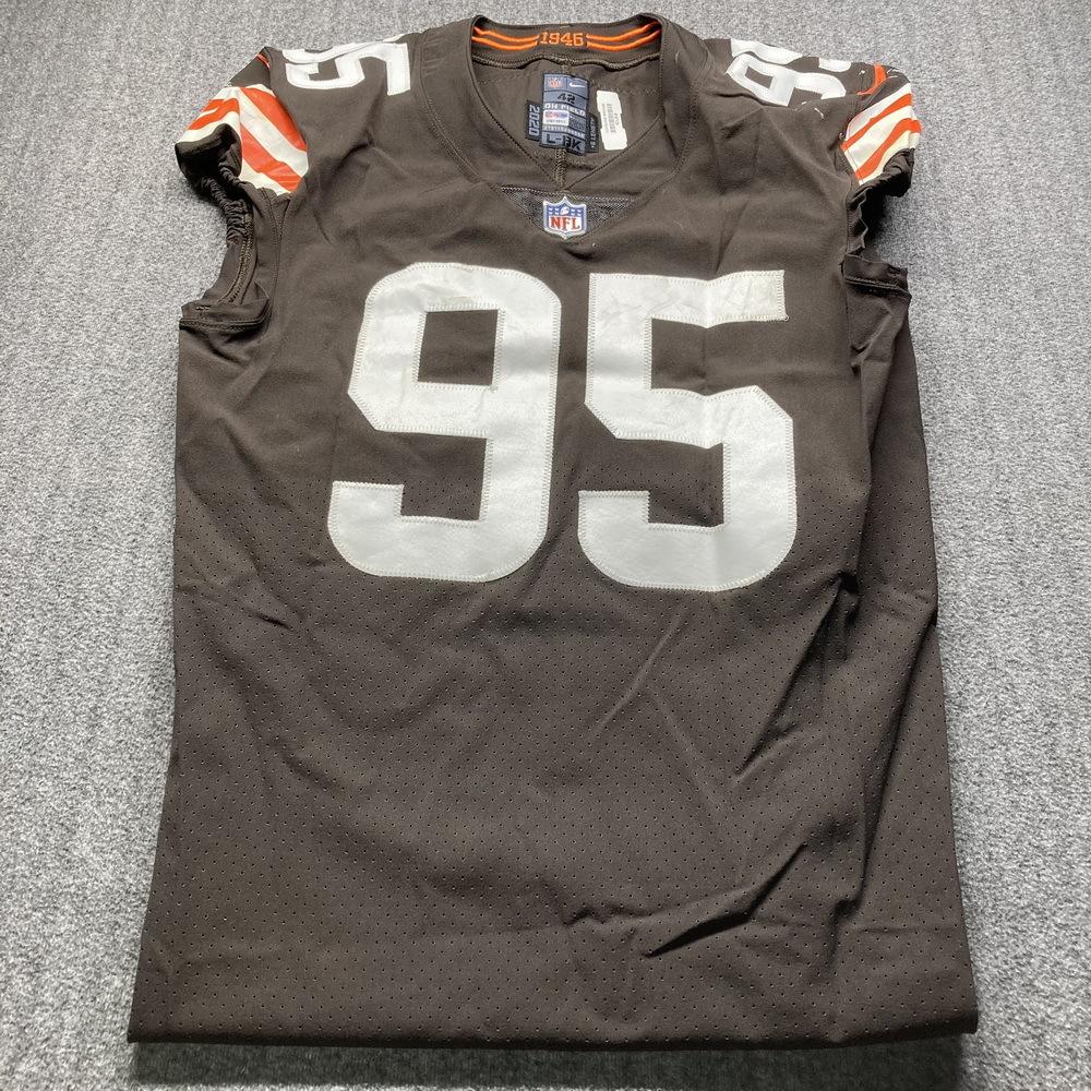 myles garrett jersey browns