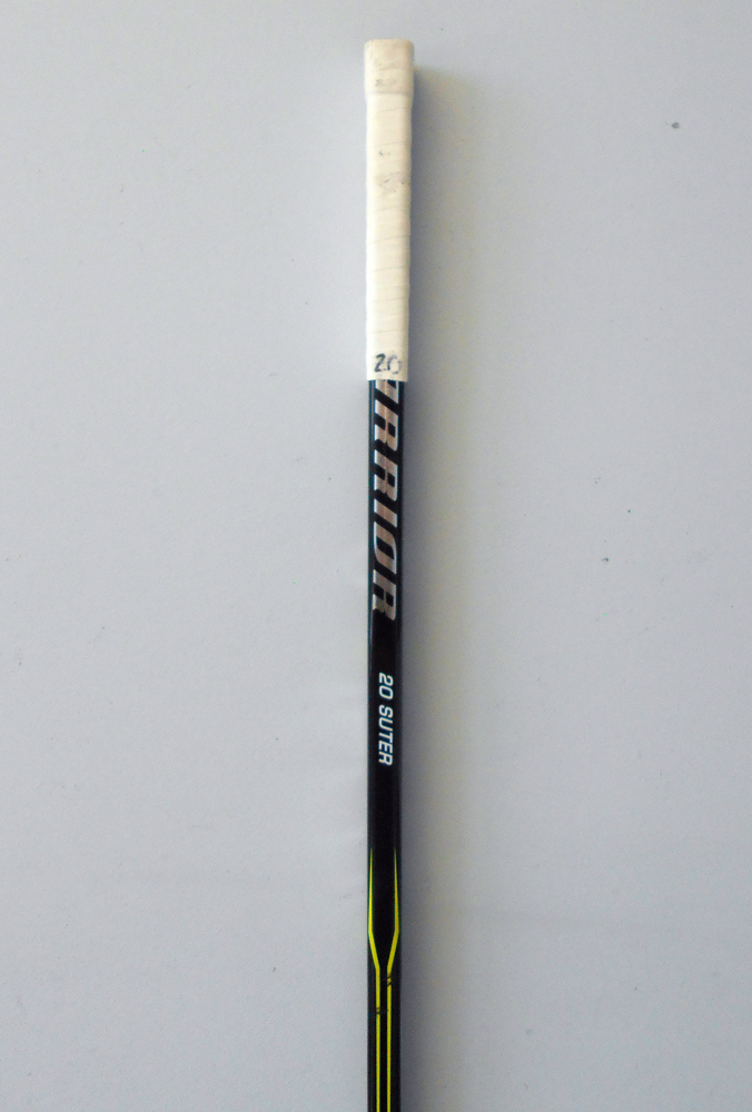 3f4ec46925a 20 Ryan Suter Game Used Stick - Autographed - Minnesota Wild - NHL ...