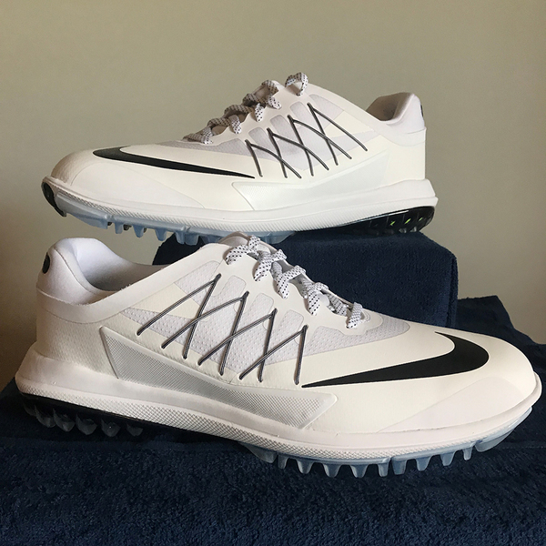 Photo of Georgetown Men's Golf Nike Shoes (size 11) and DRIFIT Socks (A)