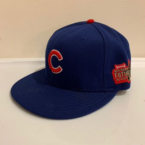 Photo of 2012 All Star Futures Game -  Game Used Cap  - Jae-Hoon Ha (Chicago Cubs) Size - 7 -1/4