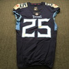 STS - Titans Adoree' Jackson Signed Game Used Jersey (11/11/18) Size 38