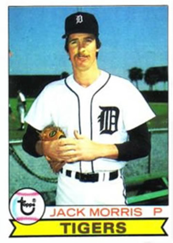 Photo of 1979 Topps #251 Jack Morris