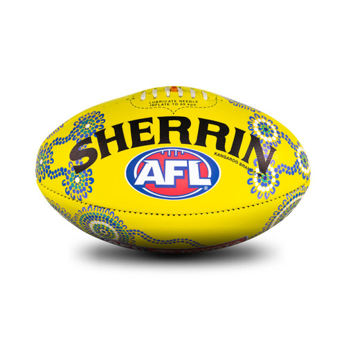 Photo of 2021 Indigenous Team Signed Ball