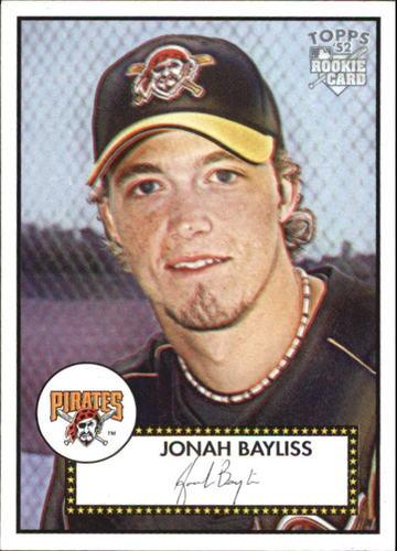 Photo of 2006 Topps 52 #57 Jonah Bayliss RC