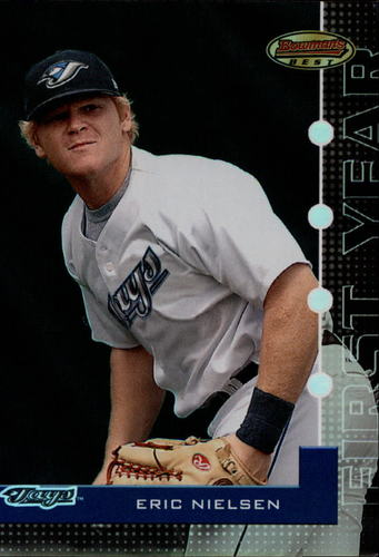 Photo of 2005 Bowman's Best Silver #93 Eric Nielsen FY