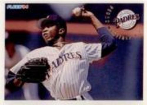 Photo of 1994 Fleer #669 Pedro Martinez RC