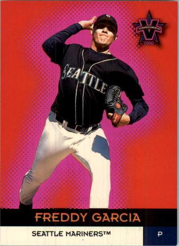 Photo of 2000 Vanguard Green #38 Freddy Garcia