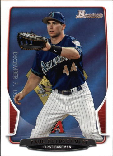 Photo of 2013 Bowman Hometown #101 Paul Goldschmidt
