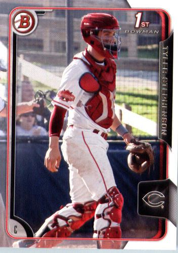 Photo of 2015 Bowman Draft #13 Tyler Stephenson