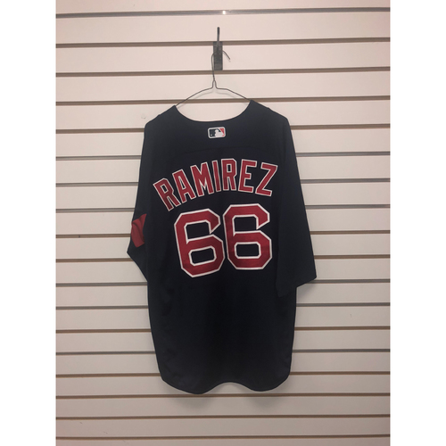 Photo of Noe Ramirez Team-Issued Road Batting Practice Jersey