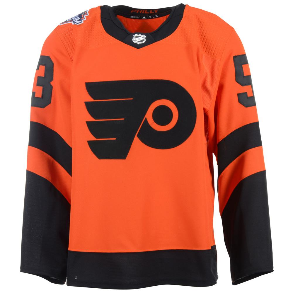 on sale a2e72 86cd1 Shayne Gostisbehere Philadelphia Flyers Game-Worn 2019 NHL ...