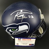 NFL - Seahawks Russell Wilson Signed Proline Helmet