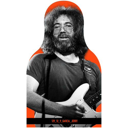 Photo of Giants Community Fund: Giants Jerry Garcia Cutout