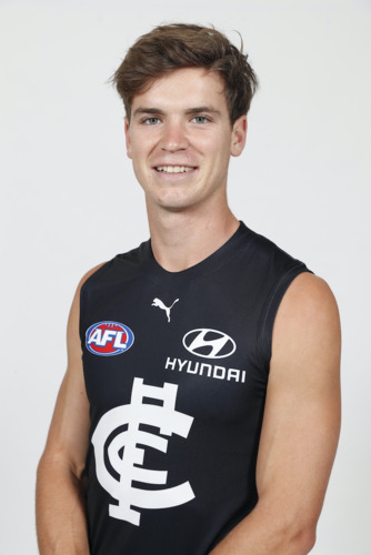 Photo of 2021 AFL Clash Player Guernsey - Paddy Dow