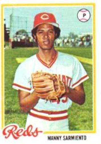 Photo of 1978 Topps #377 Manny Sarmiento