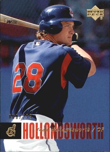 Photo of 2006 Upper Deck Gold #592 Todd Hollandsworth /299
