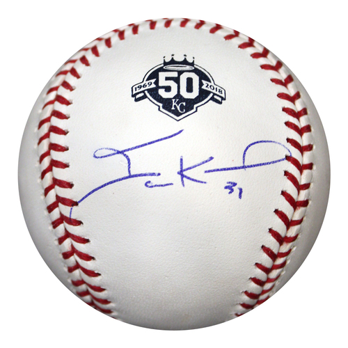 Photo of Autographed 50th Season Baseball: Ian Kennedy