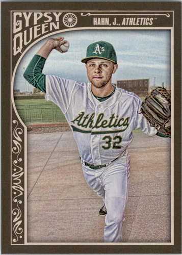 Photo of 2015 Topps Gypsy Queen #300 Jesse Hahn