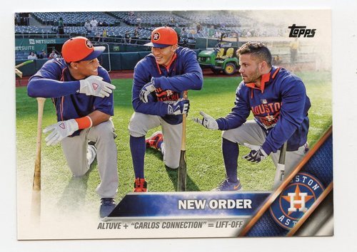 Photo of 2016 Topps #170 Carlos Gomez