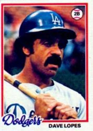 Photo of 1978 Topps #440 Dave Lopes