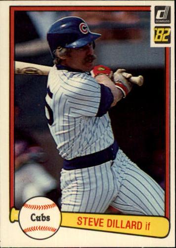 Photo of 1982 Donruss #174 Steve Dillard
