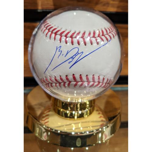 Photo of Rafael Devers Autographed Baseball