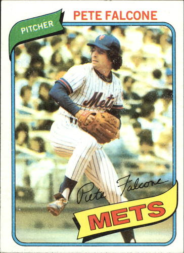 Photo of 1980 Topps #401 Pete Falcone