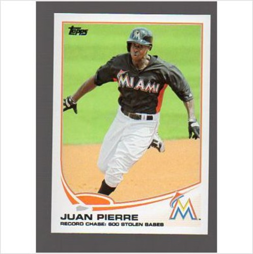 Photo of 2013 Topps #376 Juan Pierre