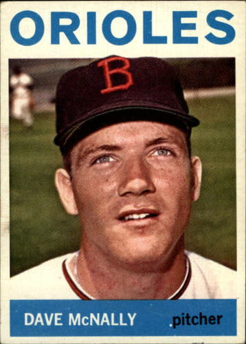 Photo of 1964 Topps #161 Dave McNally