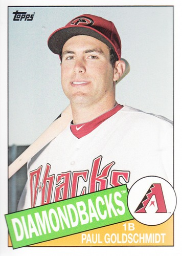 Photo of 2013 Topps Archives #115 Paul Goldschmidt
