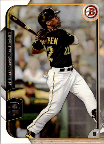 Photo of 2015 Bowman #115 Andrew McCutchen
