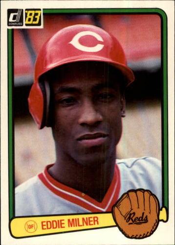 Photo of 1983 Donruss #169 Eddie Milner