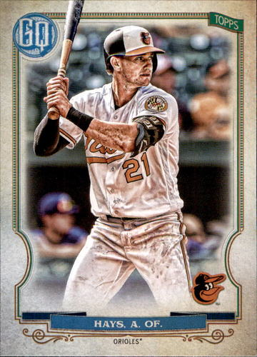 Photo of 2020 Topps Gypsy Queen #153 Austin Hays