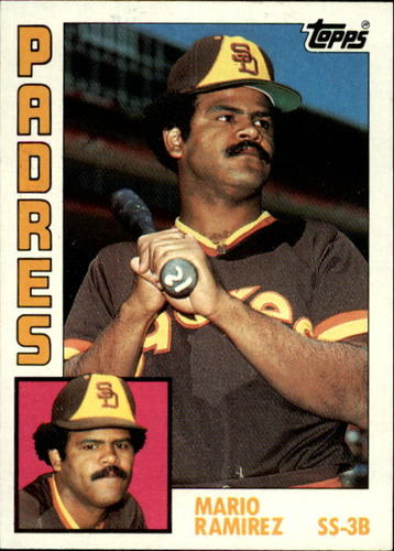 Photo of 1984 Topps #94 Mario Ramirez