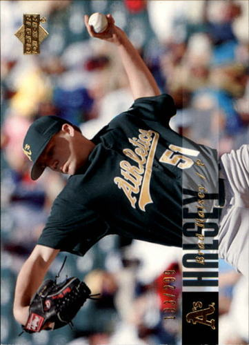 Photo of 2006 Upper Deck Gold #728 Brad Halsey /299