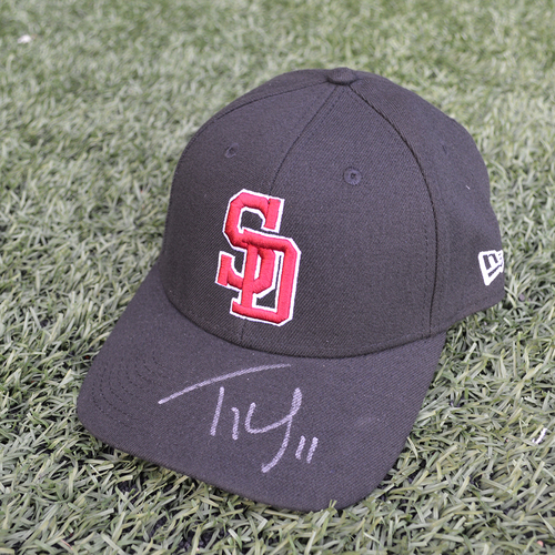 Photo of Charity Auction - Broward Education Foundation - Ty Kelly #11 - Autographed & Game-Used Marjory Stoneman Douglas High School Cap