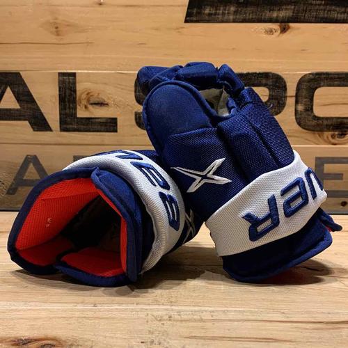 Wayne Simmonds 2020-21 Game Worn Bauer Gloves