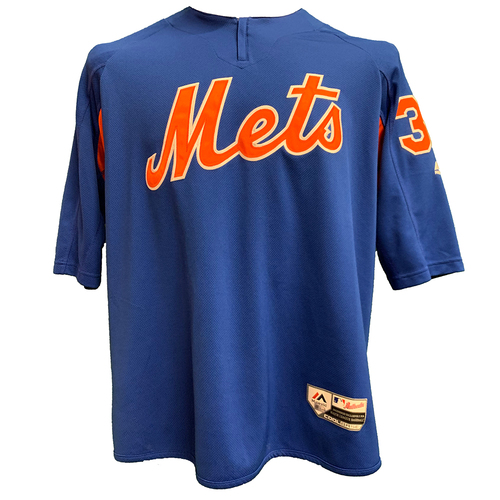 Photo of #33 - Team Issued Blue BP Pullover Jersey - 2019 Season