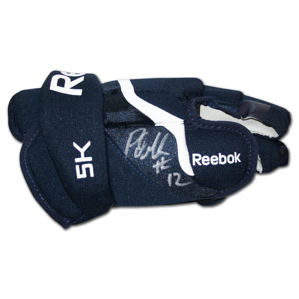 Patrick Marleau Autographed Reebok Hockey Glove