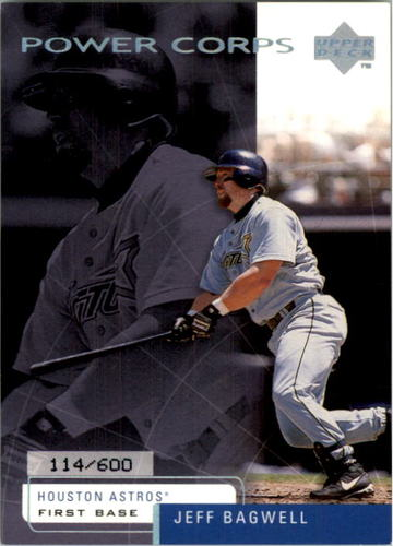 Photo of 1999 Upper Deck Challengers for 70 Challengers Edition #19 Jeff Bagwell