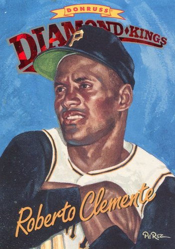 Photo of 1994 FanFest Clemente #1 Roberto Clemente/Donruss Diamond King